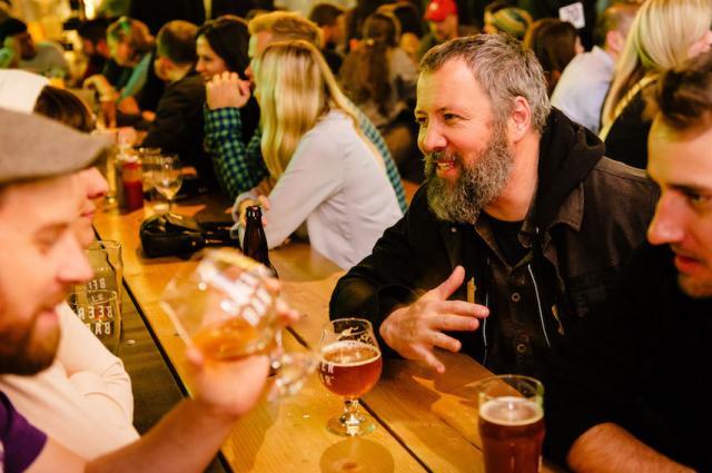 April is Salt Lake's Official Craft Beer Month
