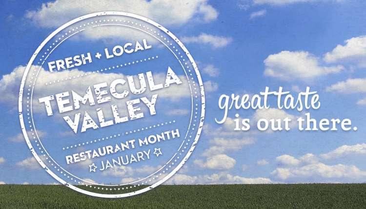 Temecula Valley Restaurant Month