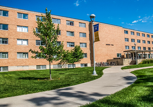 Residence Hall Lodging