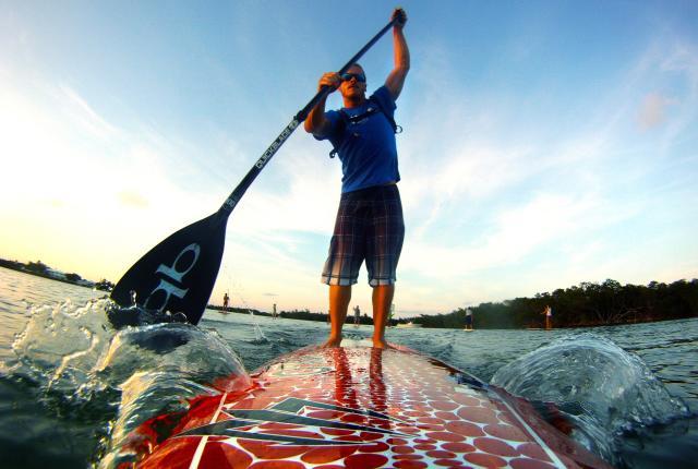 Lake Fun & Activities - Paddleboard