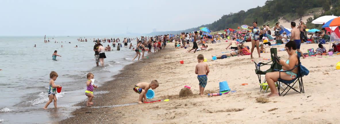 Washington-Park-Beach-Michigan-City-Northwest-Indiana-Beaches
