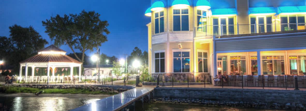 Lighthouse Restaurant Cedar Lake