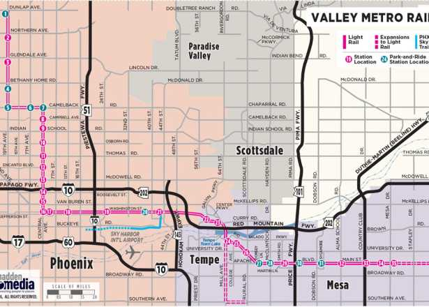 Phoenix Maps | Greater Phoenix Trail Guides & Street Maps