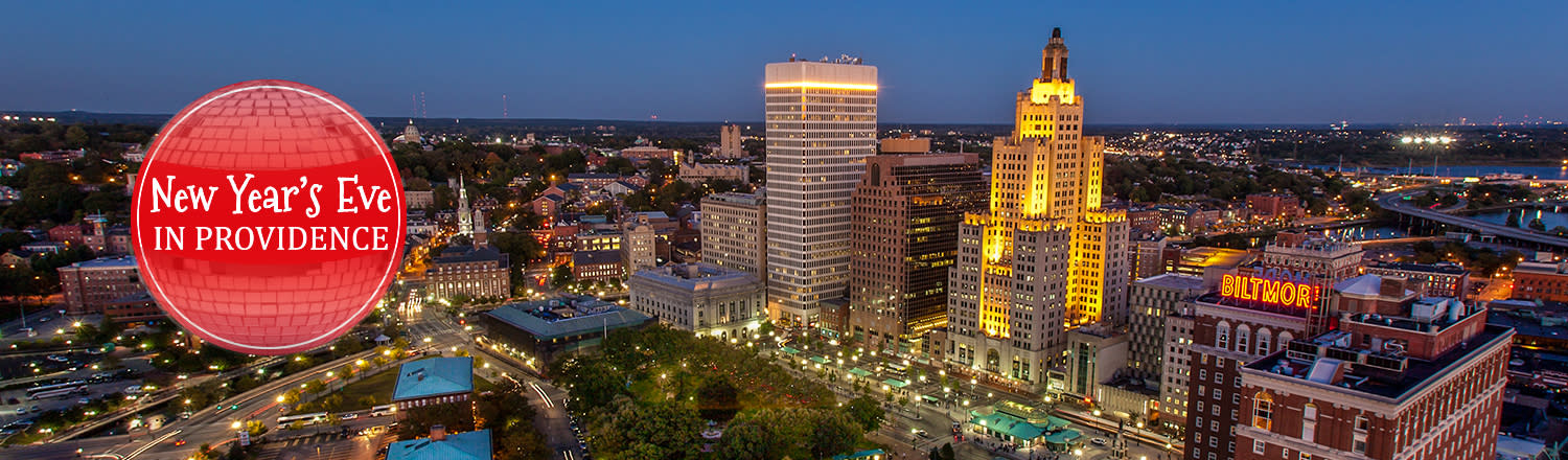 New Year's Eve in Providence
