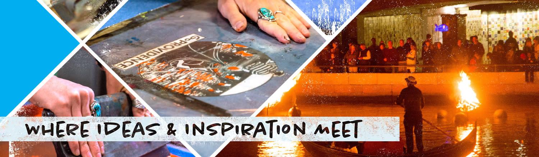 Where Ideas & Inspiration Meet