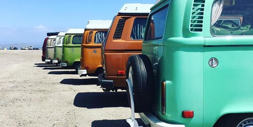 Live the Camper Life in SLO CAL