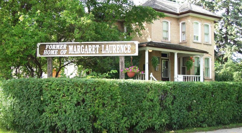 Margaret Laurence House