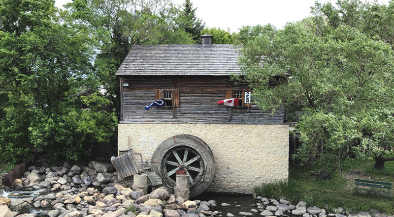 Grant's Old Mill