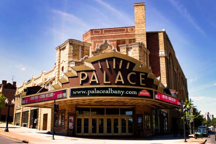 Palace Theatre exterior
