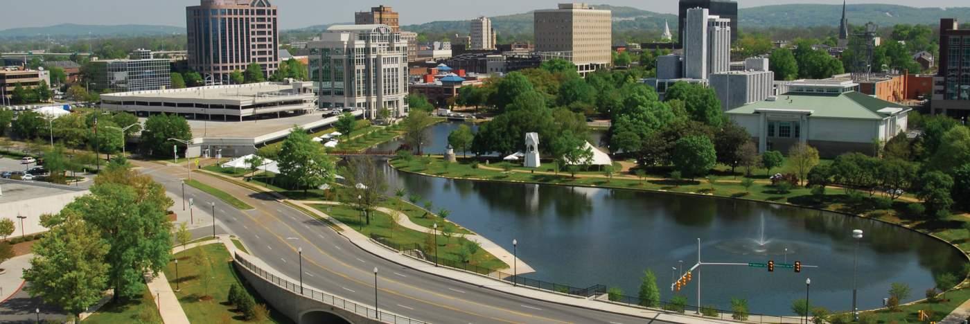 Huntsville_downtown_aerial_1