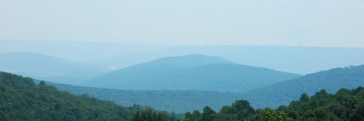 Monte Sano Mountain