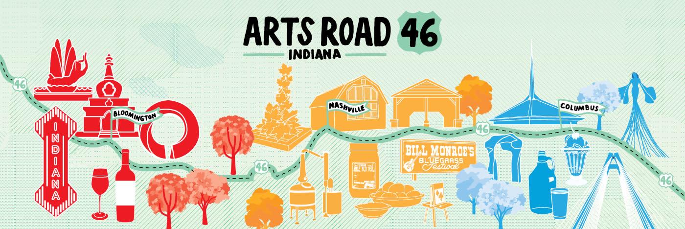 ArtsRoad 46 graphic