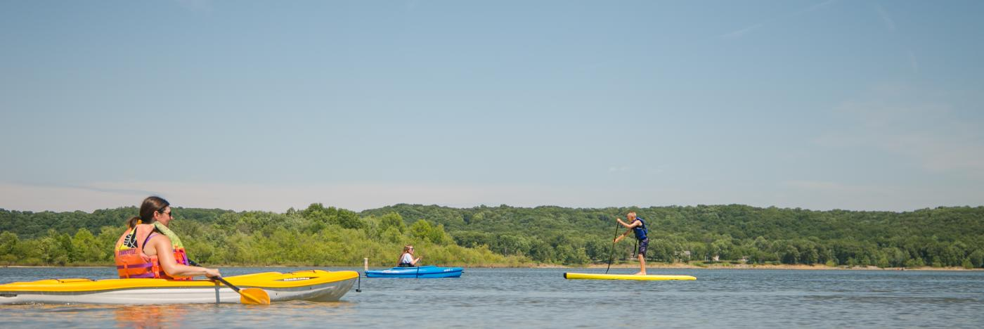 paddling bloomington in
