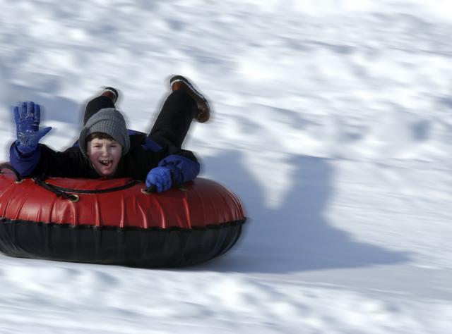Snow Tubing-Hunter Mountain 57
