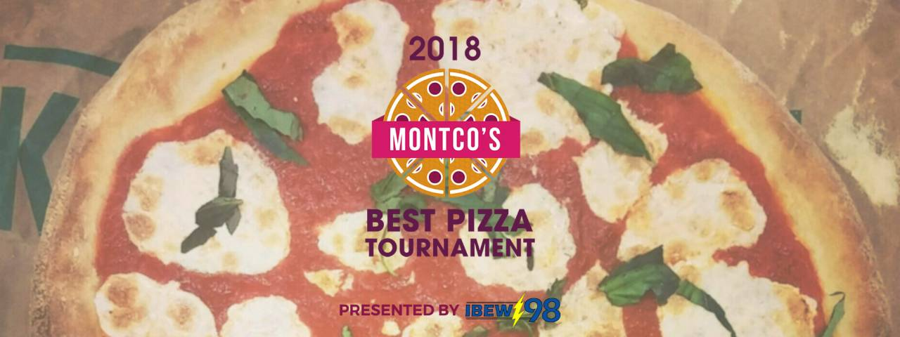 Montco's Best Pizza 2018