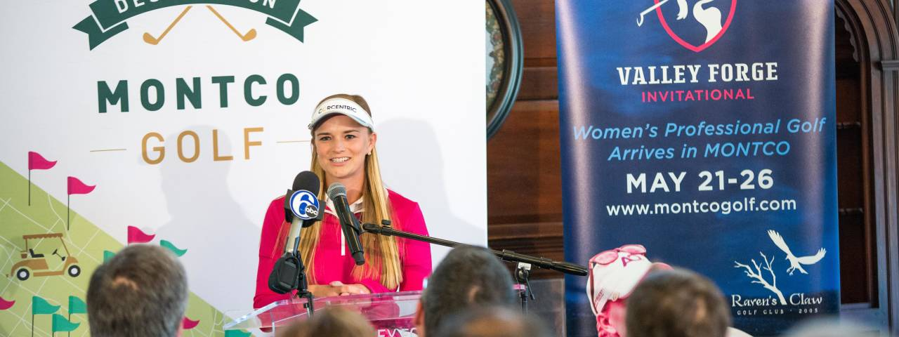Montco native Emily Gimpel will participate in the Valley Forge Invitational, an LPGA Symetra Tour event