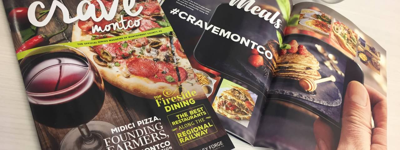 Crave Montco Issue #4