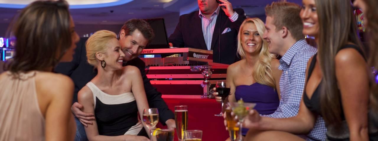 Valley Forge Casino Resort Center Bar