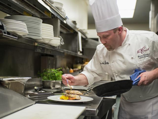 Indulge in Flavour at The Current Restaurant & Lounge at the Inn at the Forks