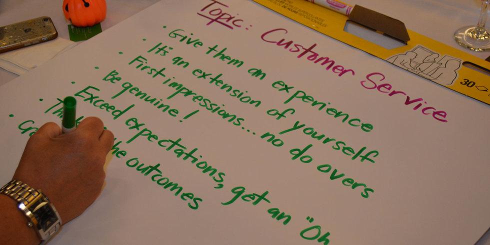 Brainstorm Bistro: Event Picture