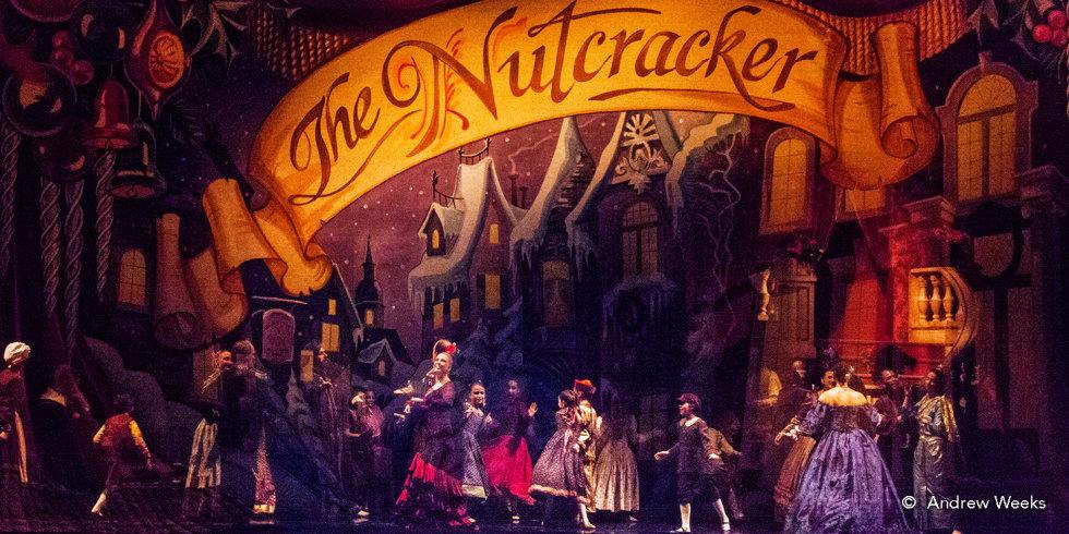 Nutcracker: Opening Scene