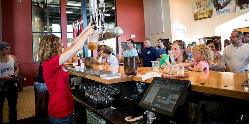 Bar - Wisconsin Brewing Company