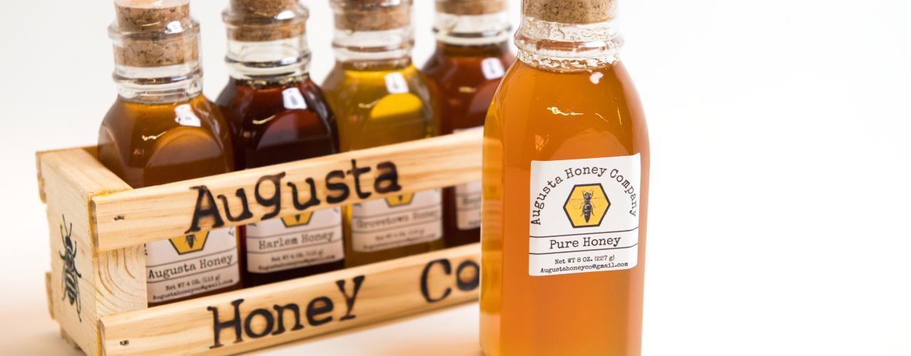 Augusta Honey Co Product
