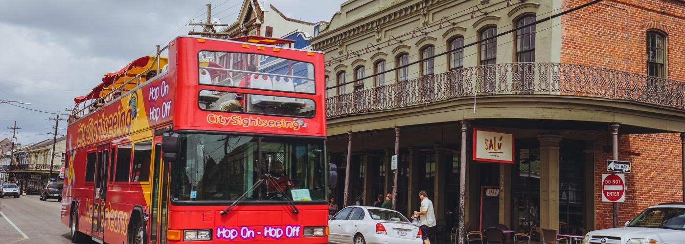 City Sightseeing Bus Tour