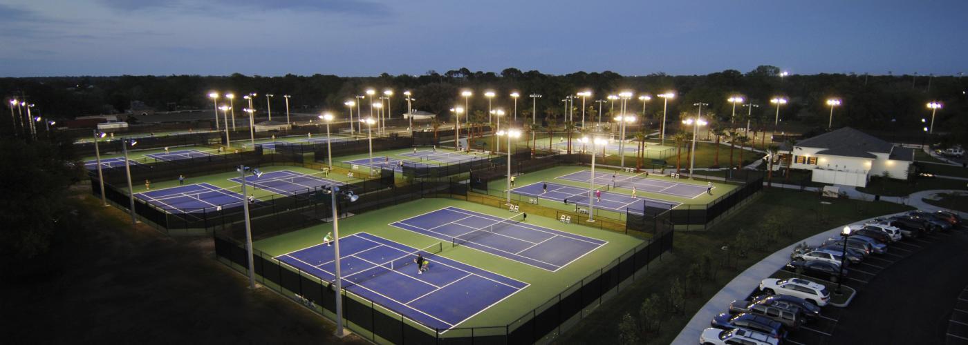 City Park Tennis Courts