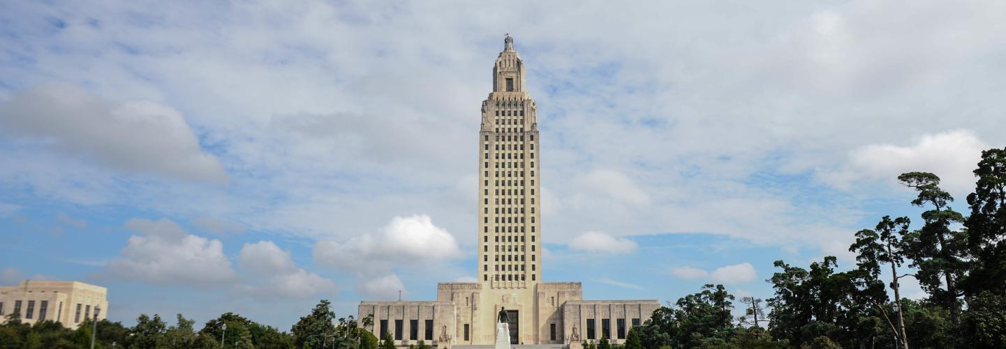 Louisiana State Capitol and Grounds
