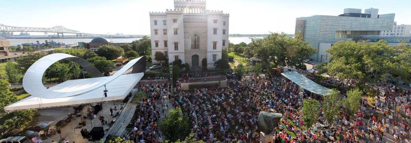 Experience the sounds of Louisiana in the Capital City
