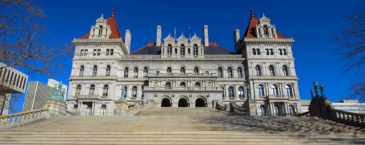 NYS Capitol Building - Albany,NY