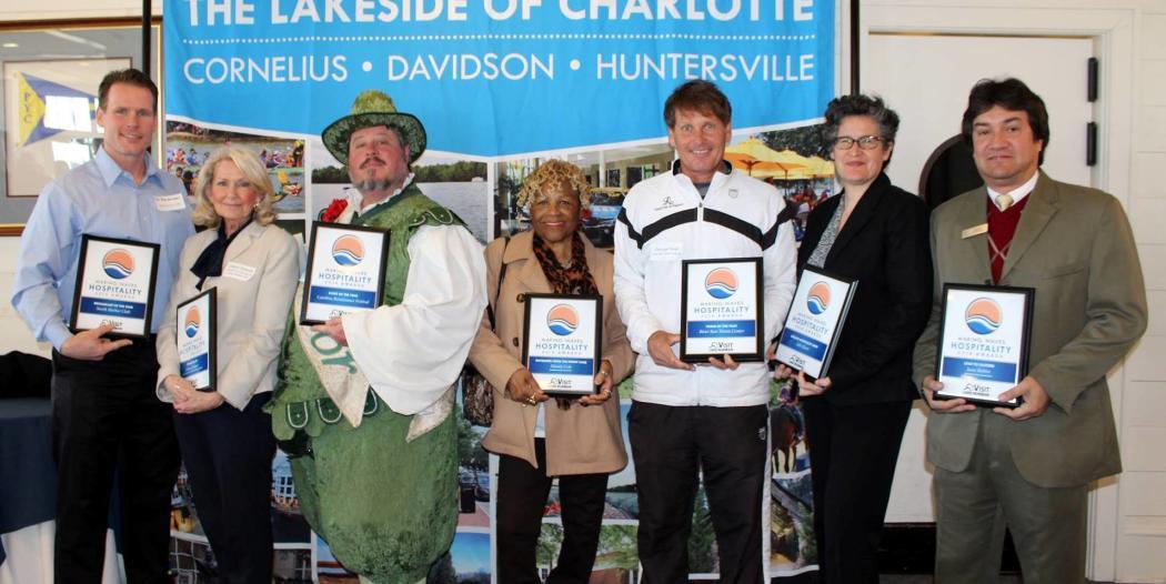 Award winners HA 17'