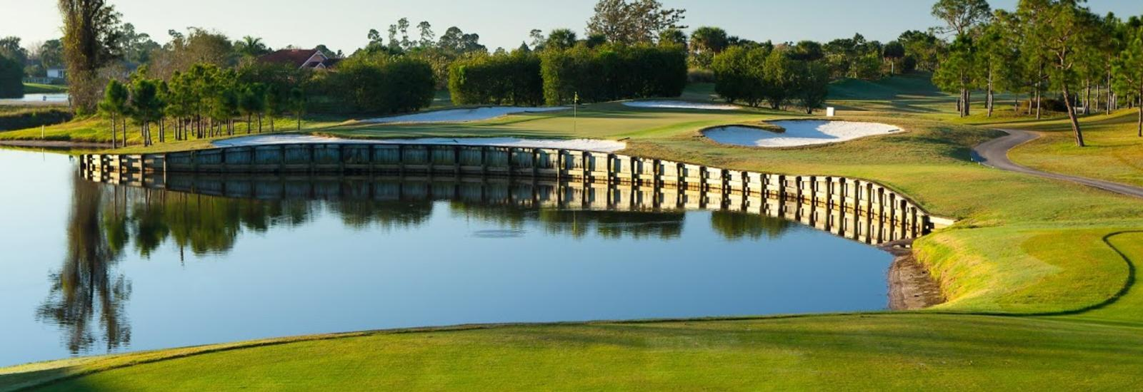 Golf in Charlotte Harbor and the Gulf Islands