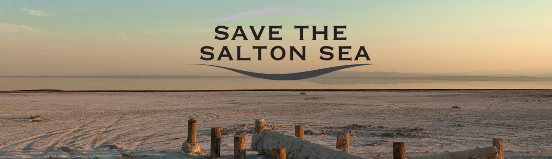 Save the Salton Sea