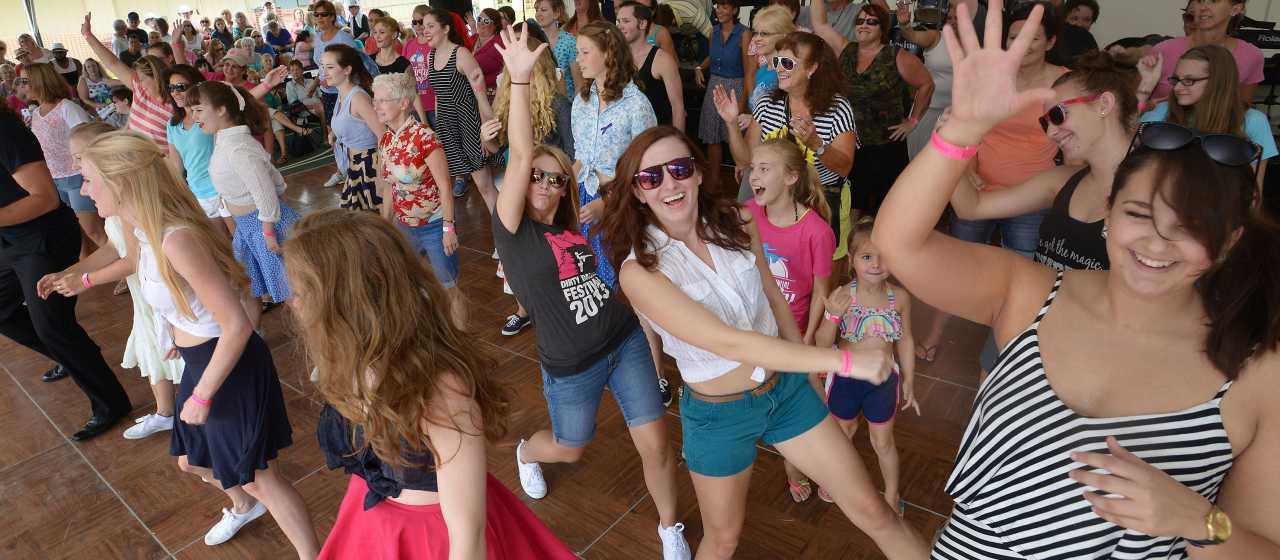Dirty Dancing Festival}