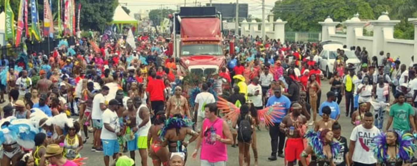 CARNIVAL IN JAMAICA 2017 AFTER MOVIE