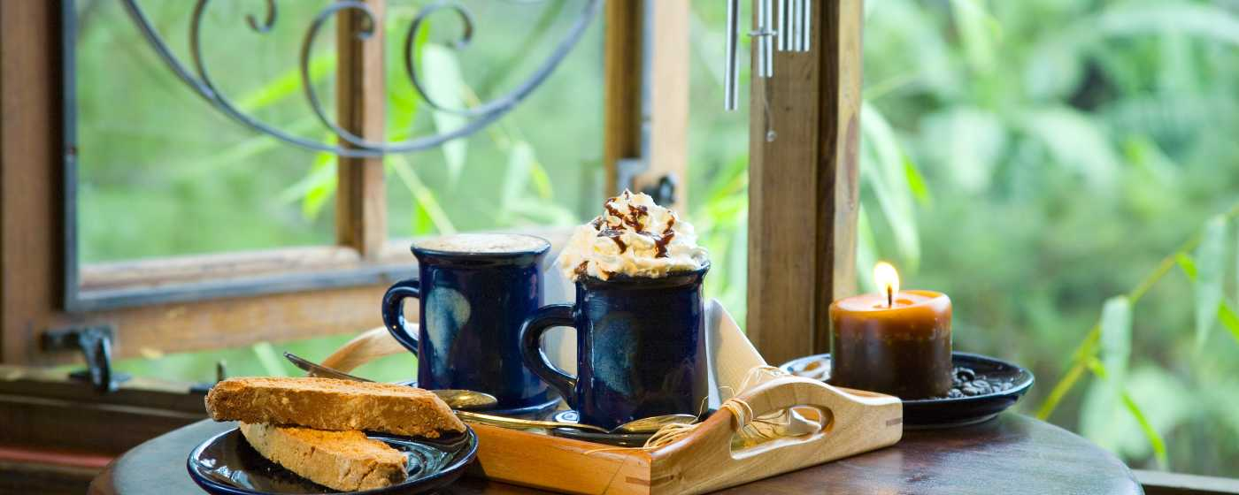 Coffee at Cafe Blue2