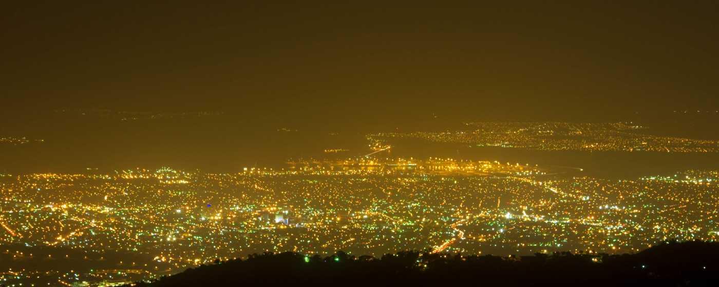 Kingston At Night