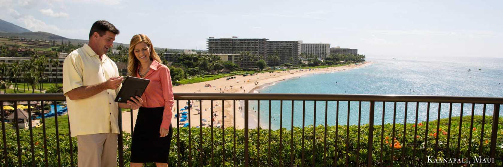 Meeting on Maui