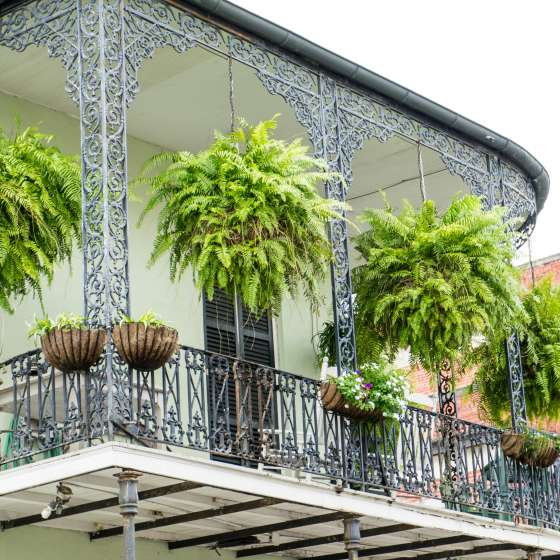 French Quarter - Architecture