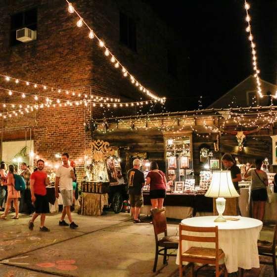 Frenchmen Art Market