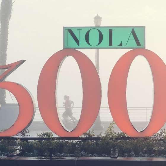 NOLA 300 Sculpture at Woldenberg Park