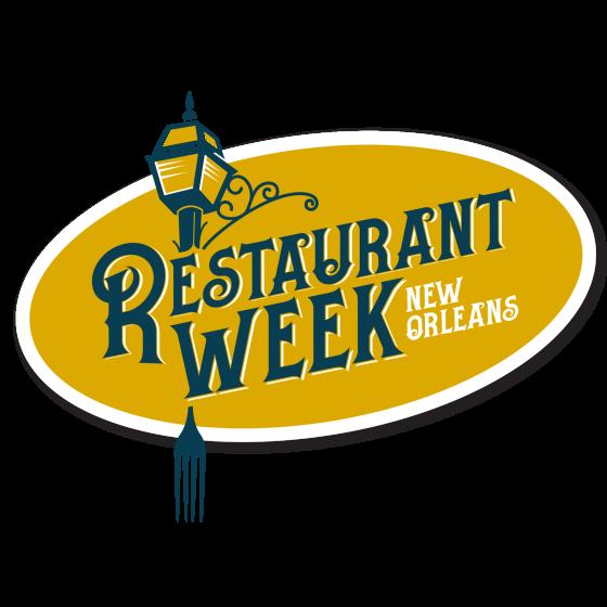 Restaurant Week New Orleans Logo