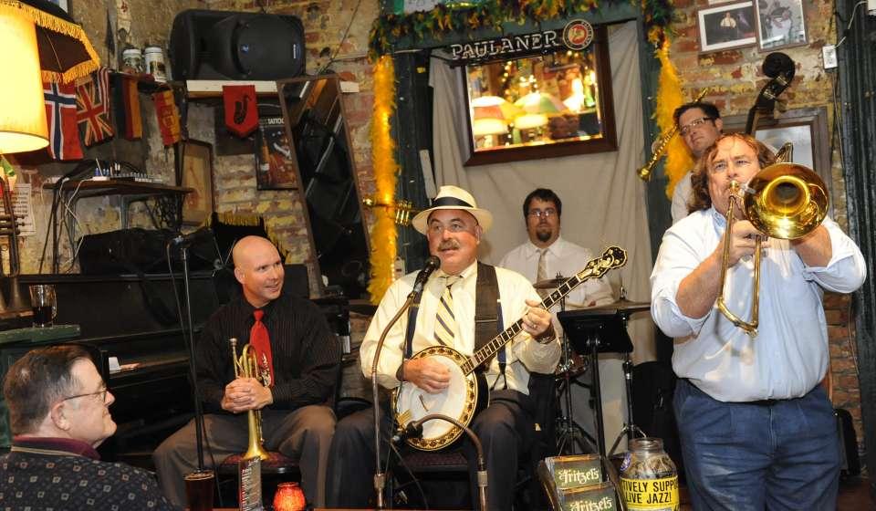Fritzel's European Jazz Club