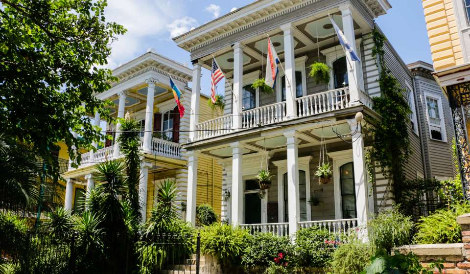 new orleans architectural styles
