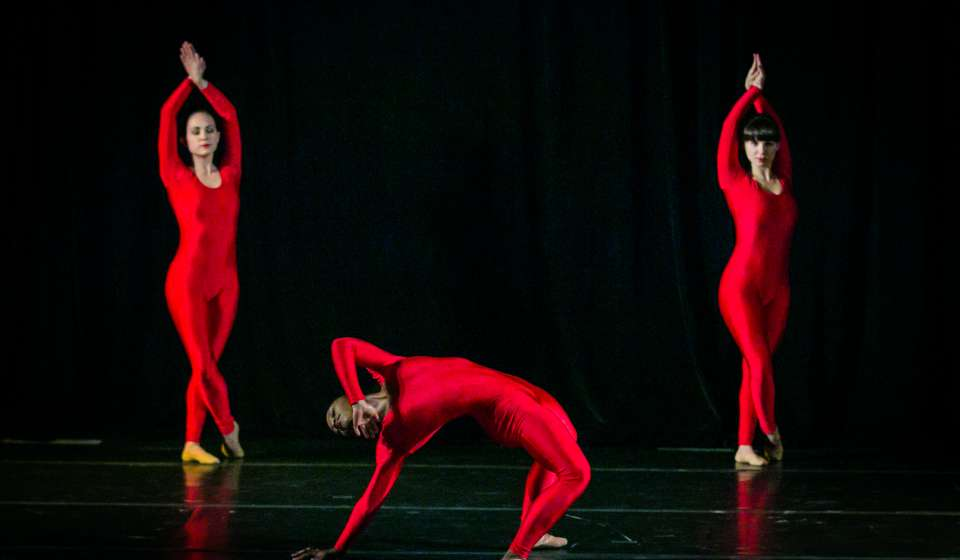 People's Health New Orleans Jazz Market- Magnolia Dance Theatre Performance