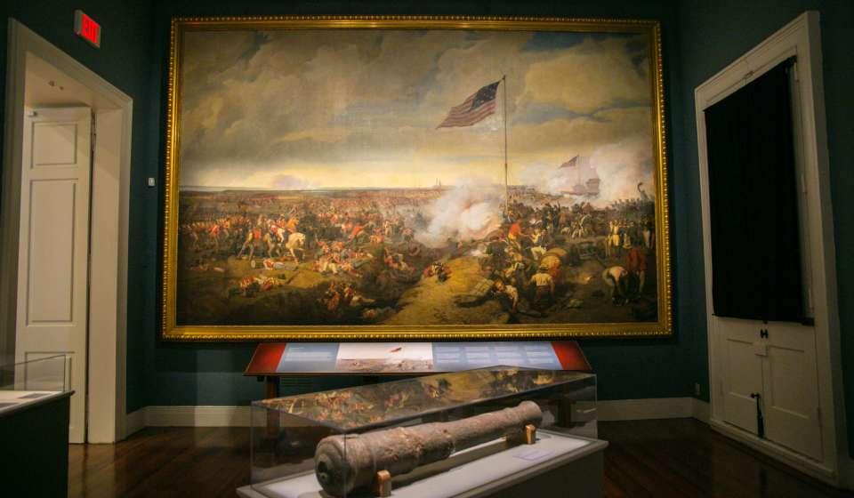 The Cabildo- Louisiana State Museum