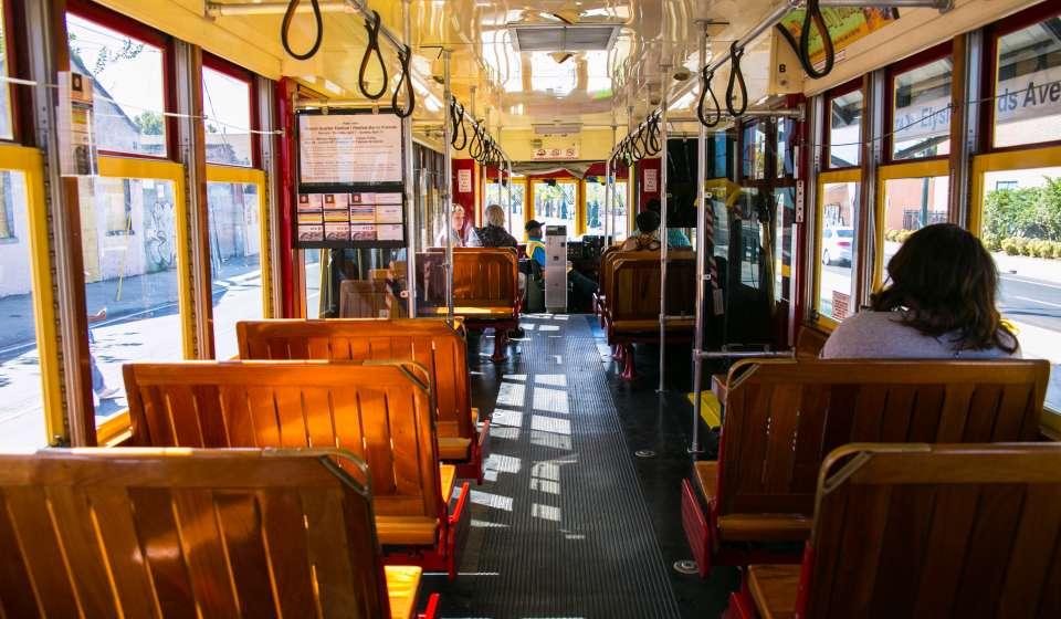 St. Claude Avenue Streetcar