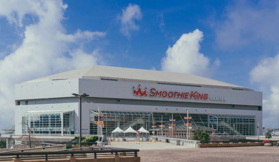 Smoothie King Center